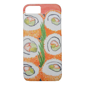 Going to California Roll iPhone 7 Case
