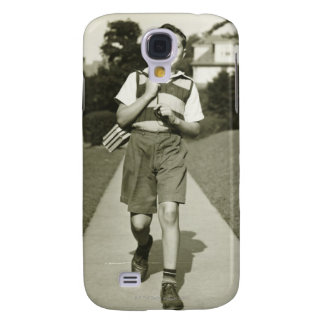 Going to School Galaxy S4 Case