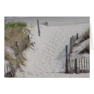 Going to the Beach Greeting Card