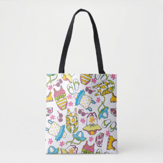 Going to the Beach Tote Bag