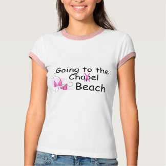 Going To The Chapel Beach (Swimsuit) T-Shirt