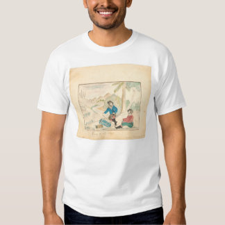 Going to the Mines (1600A) Tee Shirt