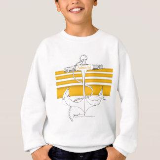 gold admiral, tony fernandes sweatshirt