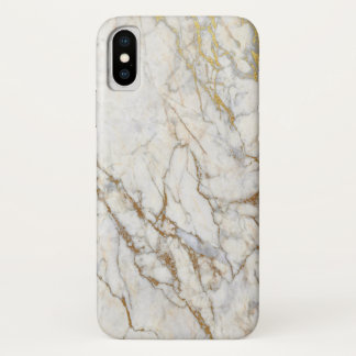 Gold and Marble Iphone Case