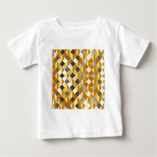 Gold and silver background shirt