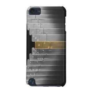 Gold and silver dominoes iPod touch 5G cover