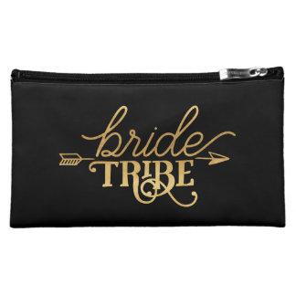 Gold Arrow Bride Tribe Bag Cosmetic Bag