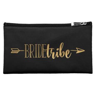 Gold Arrow Bride Tribe Bag Makeup Bag