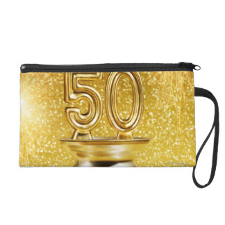 Gold Awards Wristlet