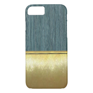 Gold Band Structured Phone Case