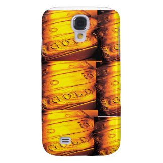 GOLD BAR GALAXY S4 COVERS