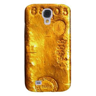 Gold Bar Galaxy S4 Case