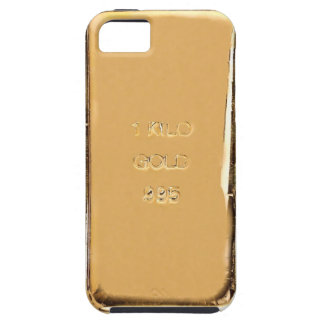 Gold Bar iPhone5 Case iPhone 5 Cases