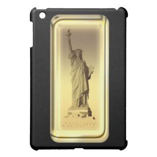 Gold bar Statue of Liberty Speck Case iPad Mini Case