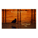 Gold Beach Business/Profile Card Business Cards