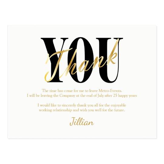 elegant ivory and gold thank you zazzle co uk