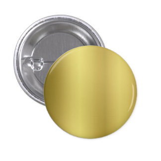 Gold Blank Template 3 Cm Round Badge