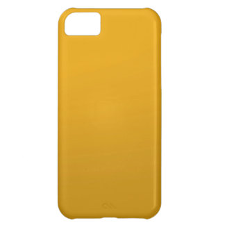 Gold Blank TEMPLATE : Add text, image, fill color Case For iPhone 5C