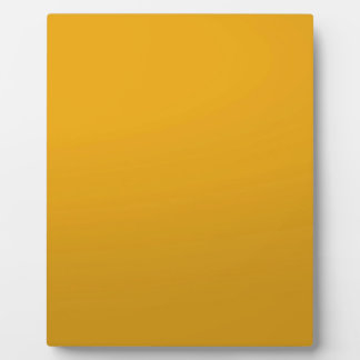 Gold Blank TEMPLATE : Add text, image, fill color Plaque