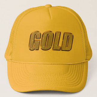 Gold Bling | Hat