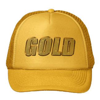 Gold Bling   Hat