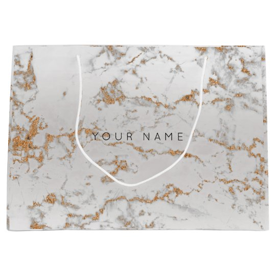 Gold Blush Marble Metallic Gift Gray Silver Rose