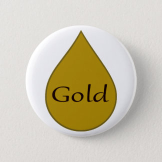 Gold breastfeeding award badge 1 year