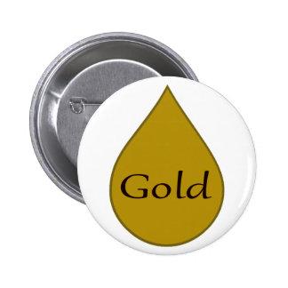 Gold breastfeeding award badge 1 year