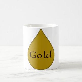 Gold breastfeeding award mug 1 year