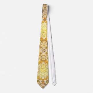 Gold Brocade No3 Neck Tie