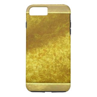 Gold Bronze iPhone 7 Plus Case