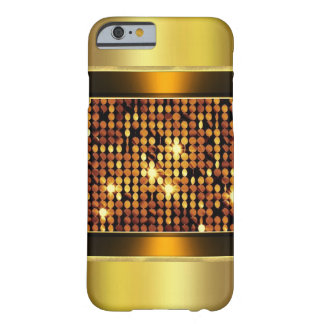 Gold Bronze Metallic iPhone Case Barely There iPhone 6 Case