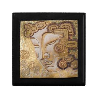 Gold Buddha Gift Box