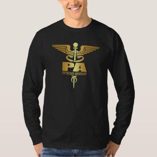 Gold Caduceus (PA) T-Shirt