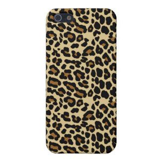 Gold Cheetah iPhone Case Cover For iPhone 5/5S