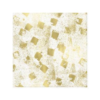 Gold Chic Canvas Print