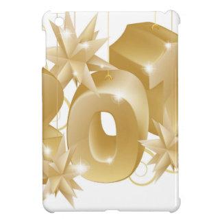 Gold Christmas 2013 Ornaments iPad Mini Case