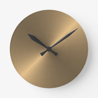 Gold Clocks