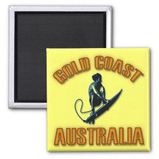 GOLD COAST AUSTRALIA MAGNET
