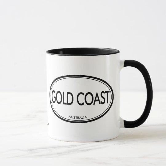 Gold Coast, Australia Mug