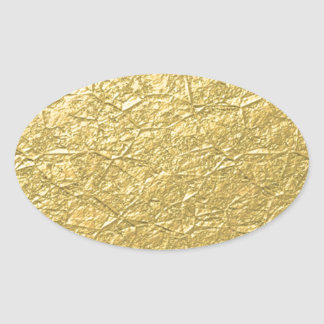 Gold Concrete Stickers