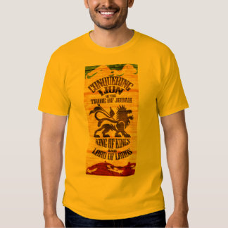 Gold Conquerer Tee Shirt