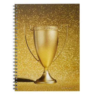 Gold Cup Trophy Note Books