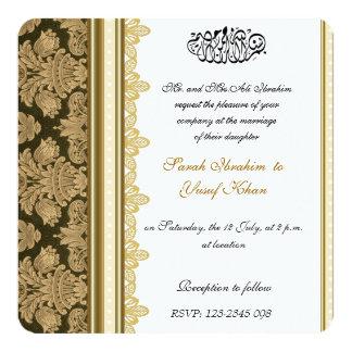 muslim wedding invitations & announcements | zazzle.co.uk, Wedding invitations
