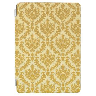 Gold damask iPad air cover