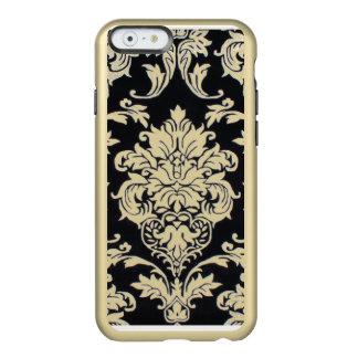 Gold damask iphone 6 case incipio feather® shine iPhone 6 case