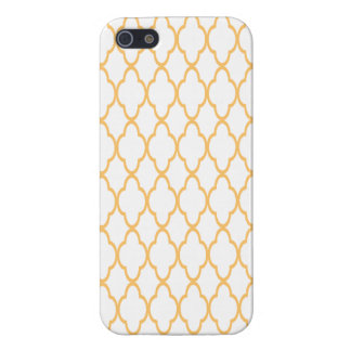 Gold design iphone case iPhone 5/5S cover