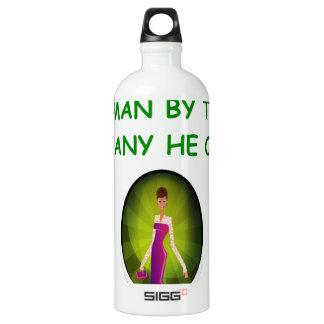 gold digger SIGG traveller 1.0L water bottle