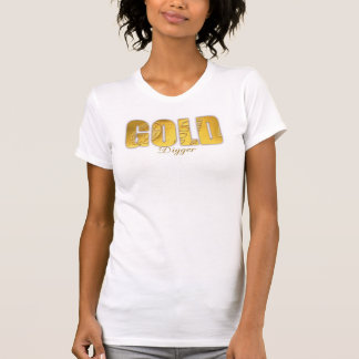 GOLD DIGGER T-SHIRTS