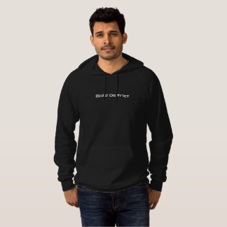Gold District Black Sweatshirt